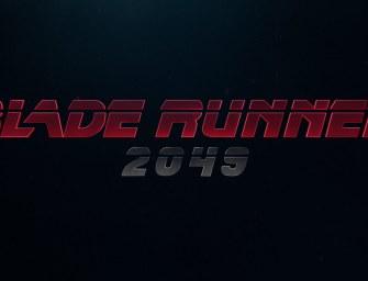 Trailer: Blade Runner 2049