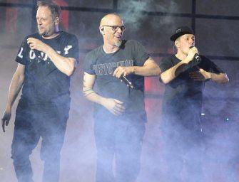 Die Fantastischen Vier live in der Stadthalle Wien