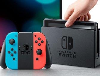 Das ist die Nintendo Switch