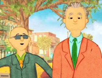 Clip des Tages: Paul Shaffer feat. Bill Murray – Happy Street