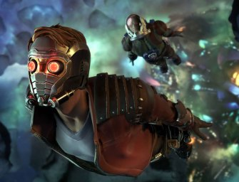 Trailer: Marvel's Guardians of the Galaxy: The Telltale Series