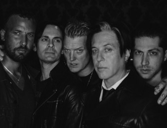 Clip des Tages: Queens of the Stone Age – The Way You Used To Do (Behind the Scenes)
