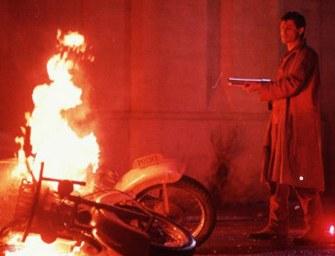 Wonne aus der Tonne: Straßen in Flammen