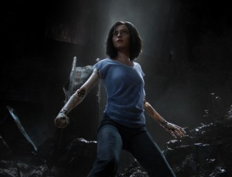 Trailer: Alita: Battle Angel