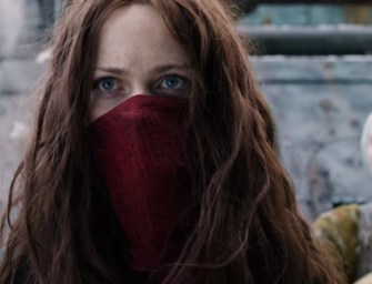 Trailer: Mortal Engines