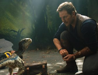Trailer: Jurassic World: Fallen Kingdom (#2)