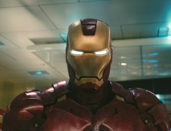 The Weekend Watch List: Iron Man 2