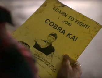 Trailer: Cobra Kai
