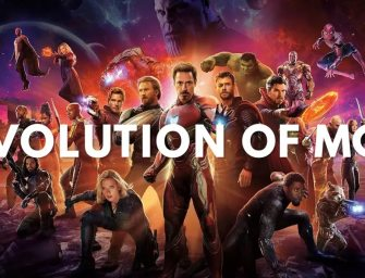 Clip des Tages: Die Evolution des Marvel Cinematic Universe
