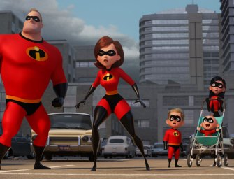 Trailer: Incredibles 2