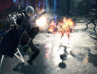 Trailer: Devil May Cry 5