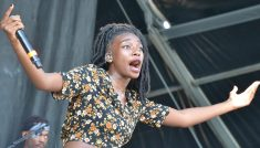 Frequency 2018 Little Simz (c) pressplay, Christopher Ott (12)