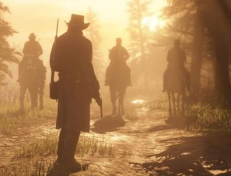 Trailer: Red Dead Redemption 2 (Gameplay)