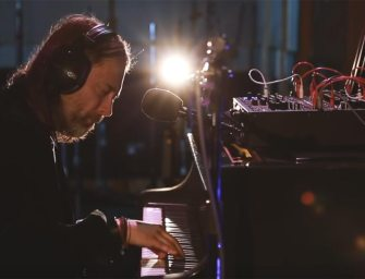 Clip des Tages: Thom Yorke – Unmade (Live)