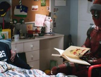 Trailer: Once Upon A Deadpool