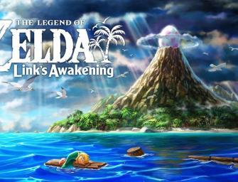 Trailer: The Legend of Zelda: Link's Awakening