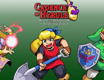 Trailer: Cadence of Hyrule