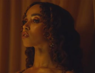 Clip des Tages: FKA twigs – Cellophane