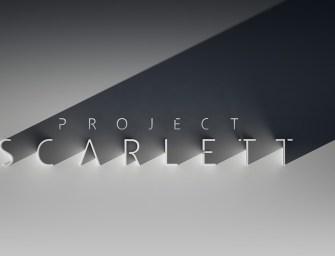 Trailer: Project Scarlett