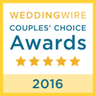 2016 Wedding Wire Winner