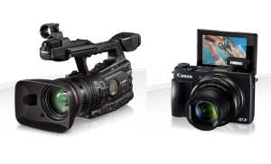 Canon Camcorder - XF300 & G1X II