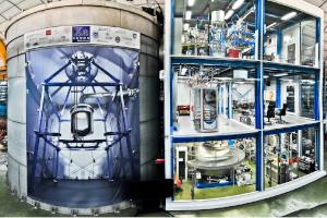 Xenon IT - a máruina que permitiu medir Isótopo radioativo