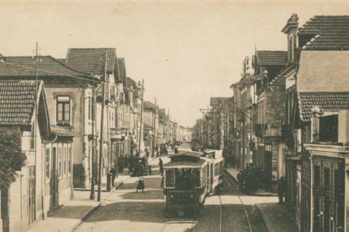 história da rua Brito Capelo