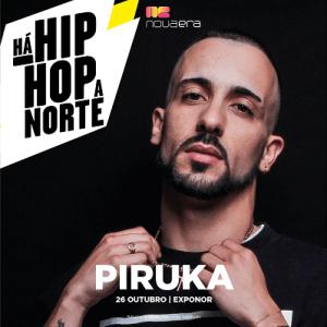 hip hop norte piruka