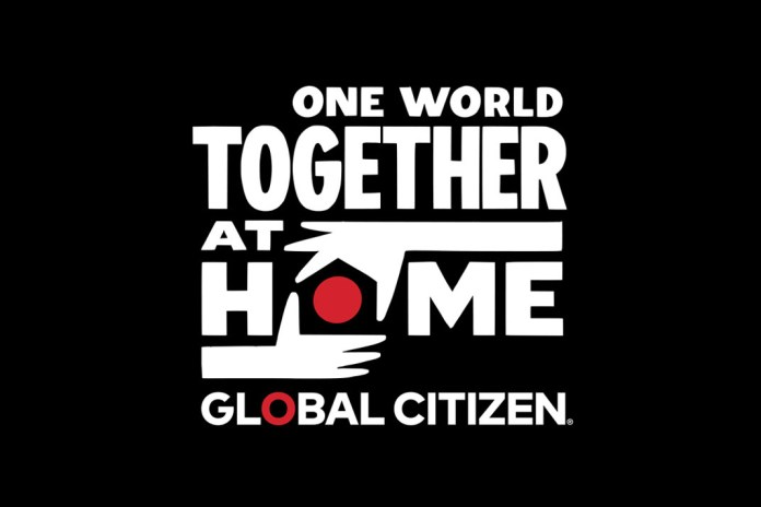 one world toghether at home