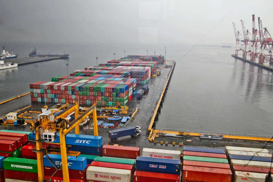 IVA nas importações