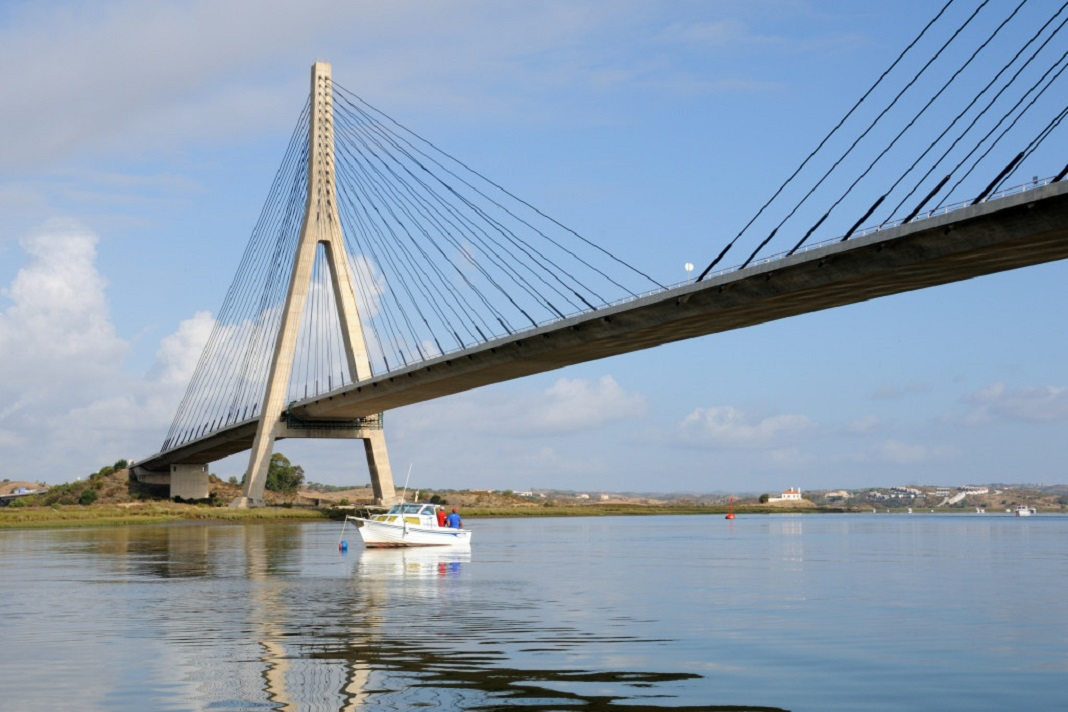 ponte internacional guadiana