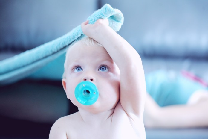brincadeiras para bebes