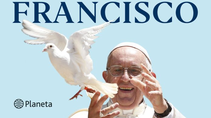 novo livro do papa francisco