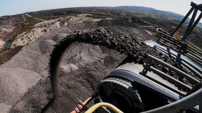 residuos de mineracao
