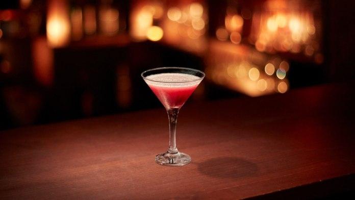 cocktail para o dia dos namorados