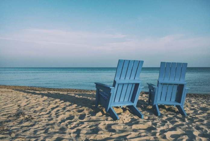 conversas de praia