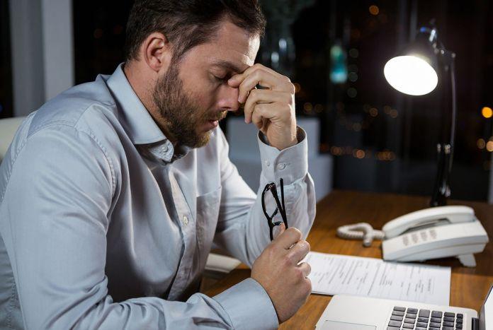 como lidar com a depressão no trabalho