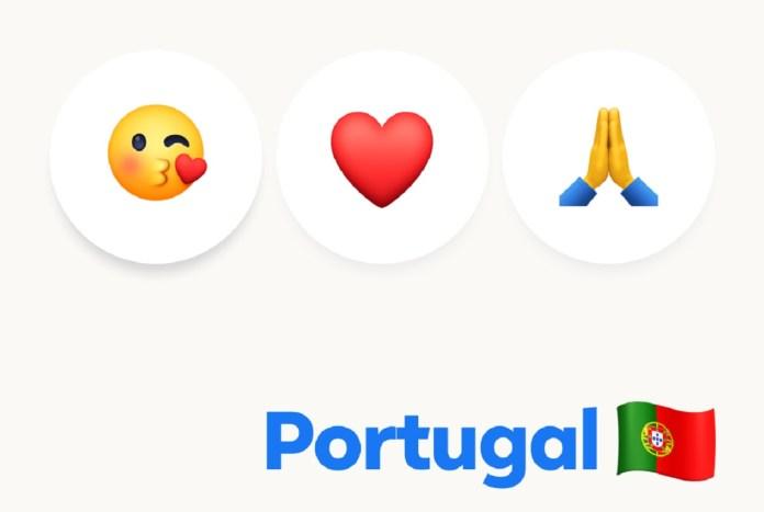 emojis mais usados