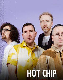 Hot chip no cartaz sbsr