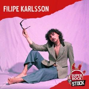 Filipe Karlsson em portugal