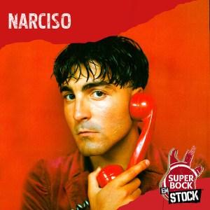Narciso no super bock em stock