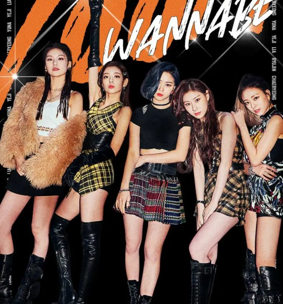 ITZY, 3 consecutive 100 million views with 'WANNABE'