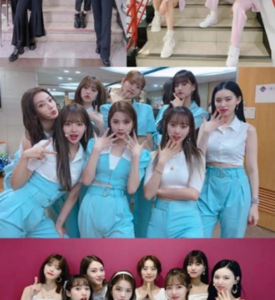 Weki Meki, an unusual styling topic for the new song 'OOPSY'