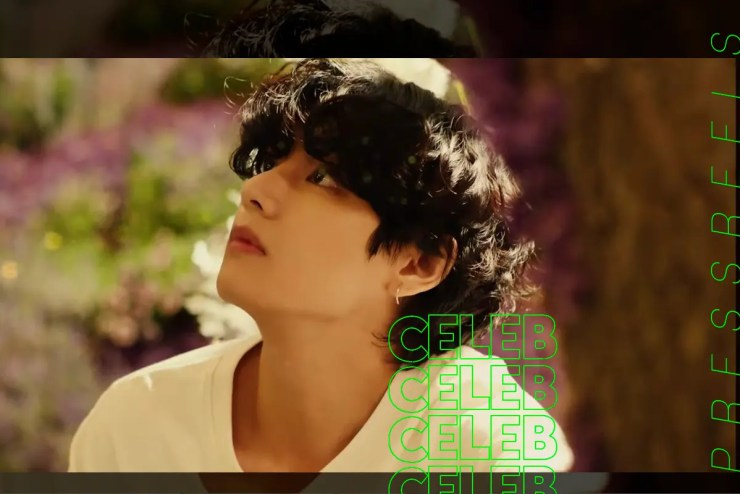 BTS V, his Visual makes  'STAY GOLD' Music Video into a Movie