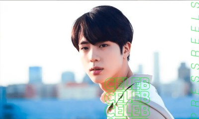 BTS Jin, Solo Song 'moon' - No. 1 on iTunes charts in the U.S. - No. 1 on charts in 80 countries