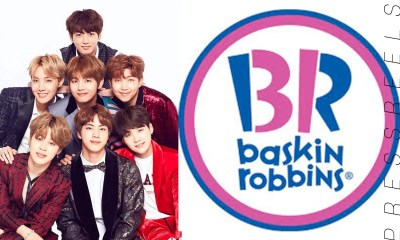 BTS Becomes New Model for Baskin Robbins