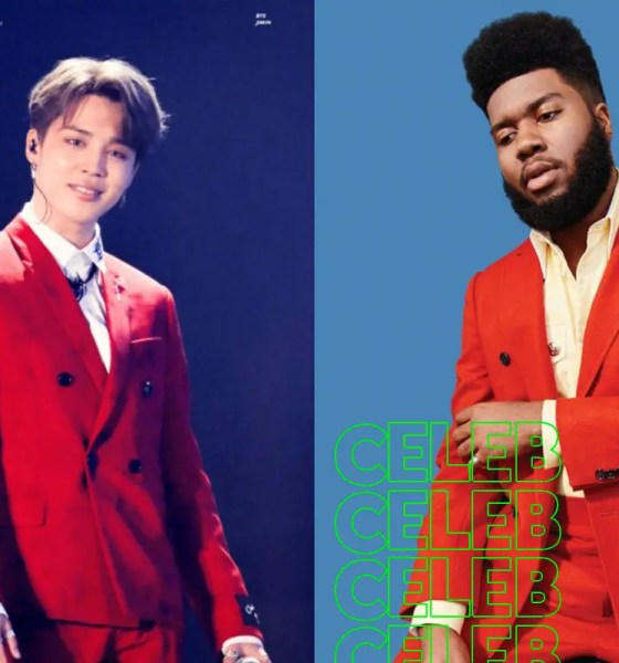 BTS Jimin, Khalid has been in love with 'Serendipity' for three years