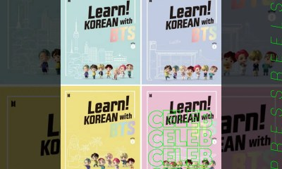 Learn! KOREAN with BTS - Open Korean language Courses at Universities in the United States, France and Egypt