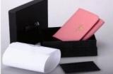 1597450 thum - PRADA プラダ レディース財布 ピンク カーフ(牛革)ゴールドプレートの金具 メタル文字のロゴ 二つ折り1MH523ZLPF0E13_品質保証