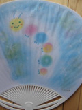 1600287 thum - 9月のゆるりと3色パステル画ワークショップで、可愛いうちわを作ろう  in エコテラス(地球市民交流館)